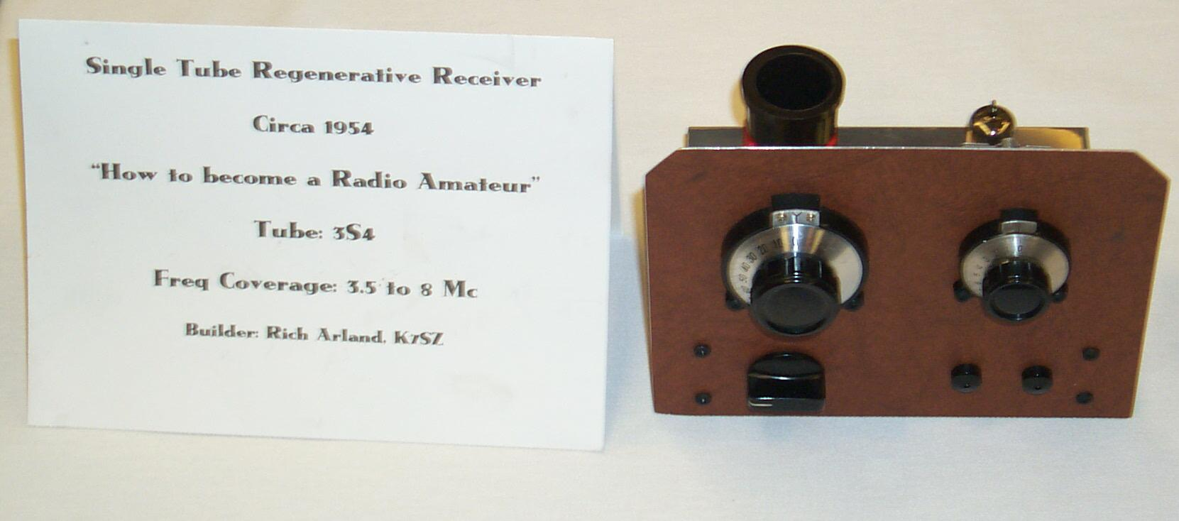 Atlanticon 2003 Qrp Forum Recap The Radio Builder Mw Receiverreflexive Radio2t Low Res High